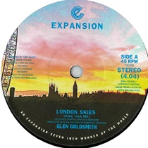 LONDON SKIES/DON'T DELAY (USED)