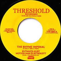 THE RHYME IMPERIAL (USED)