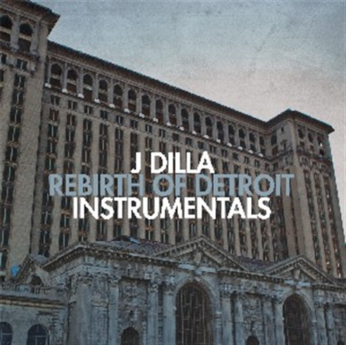 REBIRTH OF DETROIT INSTRUMENTAL(USED)