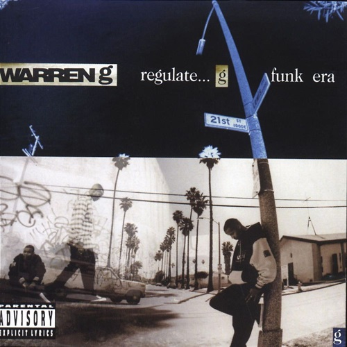 REGULATE FUNK ERA (USED)