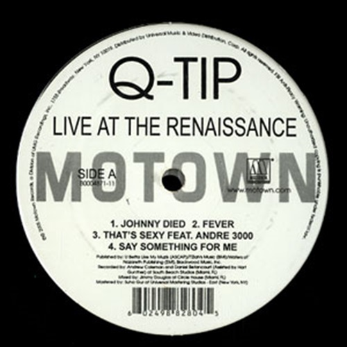 LIVE AT THE RENAISSANCE (USED)