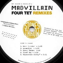 MADVILLAIN FOUR TET REMIX (USED)