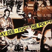 FUCK THE POLICE (USED)