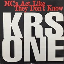 MCS ACT LIKE THEY DONT KNOW (USED)