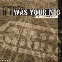 IF I WAS YOUR MIC (USED)