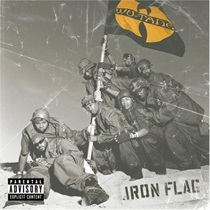 IRON FLAG  (USED)