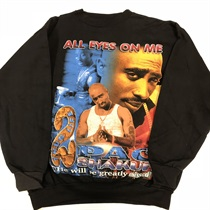 2PAC SWEAT SHIRTS