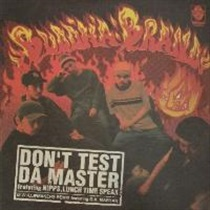 DONT TEST DE MASTER  (USED)