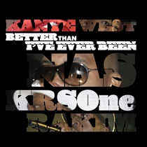 BETTER THAN I VE EVER BEEN  (USED)