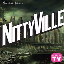 NITTYVILLE SEASON 1  (USED)
