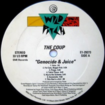 GENOCIDE & JUICE (USED)