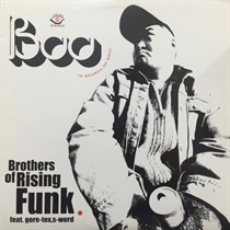 BROTHERS OF RISING FUNK(USED)
