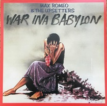 WAR INA BABYLON(USED)