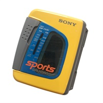 SONY SPORTS WM-FS191
