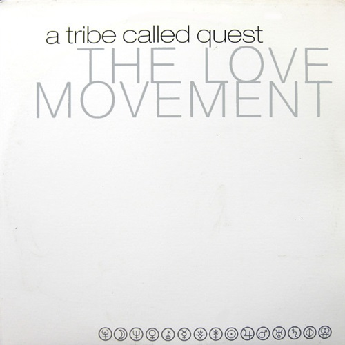 THE LOVE MOVEMENT (USED)