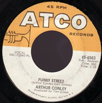 FUNKY STREET / PUT OUR LOVE TOGETHER(USED)