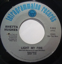 LIGHT MY FIRE / SOOKY(USED)