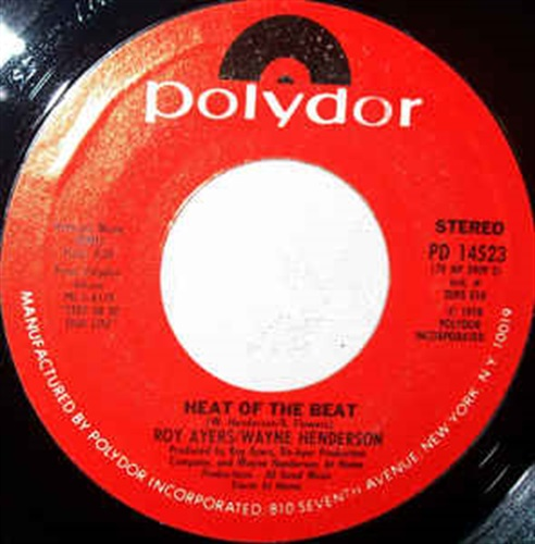 HEAT OF THE BEAT(USED)