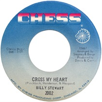 CROSS MY HEART(USED)