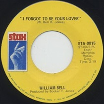 I FORGOT TO BE YOUR LOVER  (USED)