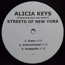 STREETS OF NEW YORK (USED)