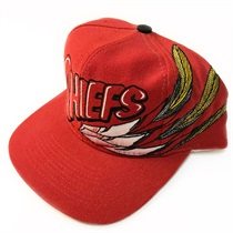 KANSAS CITY CHIEFS CAP USED