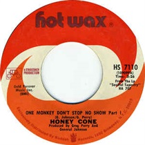 ONE MONKEY DONT STOP NO SHOW(USED)