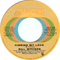 KISSING MY LOVE / I DONT KNOW (USED)