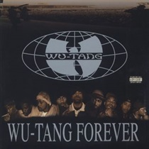 WU-TANG FOREVER (USED)