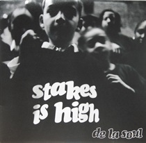 STAKES IS HIGH(USED)