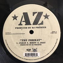 THE FORMAT (USED)