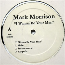 I WANNA BE YOUR MAN (USED)