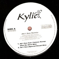 ALL I SEE REMIXES (USED)