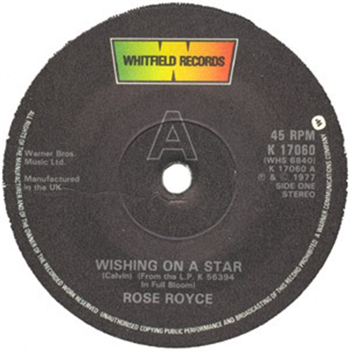 WISHING ON A STAR(USED)