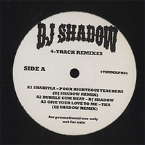 4-TRACK REMIXES(USED)