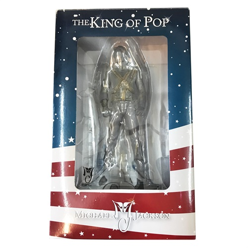KING OF POP STATUE - 銅像ver. (USED)