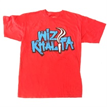 WIZ KHALIFA LOGO RED