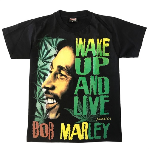 BOB MARLEY WAKE UP AND LIVE
