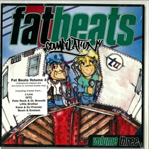 FAT BEATS COMPILATION VOLUME 3(USED)