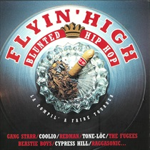 FLYIN'HIGH - BLUNTED HIPHOP(USED)