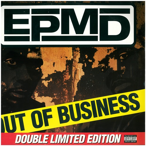 OUT OF BUSINESS & GREATEST HITS (USED)