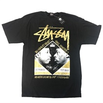 STUSSY×MANHATTAN RECORDS 30TH ANV T