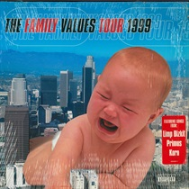 THE FAMILY VALUES TOUR 1999(USED)