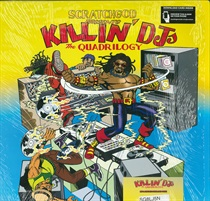 SCRATCHGOD PRESENTS: KILLIN' DJ'S: T(USED)