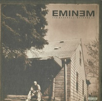 THE MARSHALL MATHERS LP (USED)