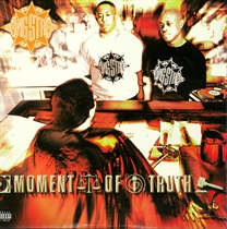 MOMENT OF TRUTH(USED)