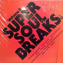 SUPER SOUL BREAKS VOLUME 2 (USED)