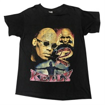 R KELLY 2 TEE(USED)