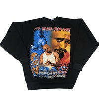 TUPAC SWEAT(USED)