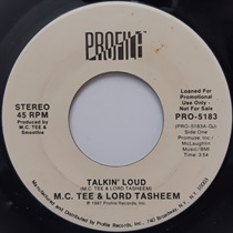 TALKIN' LOUD (USED)